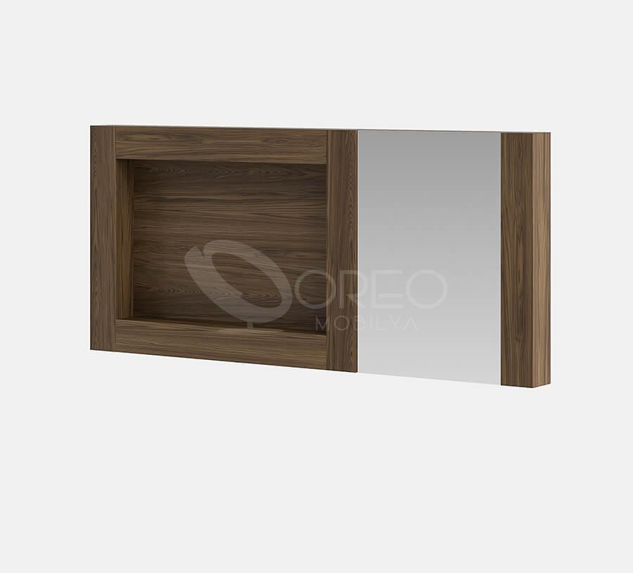Queen TV Unit with Mirror